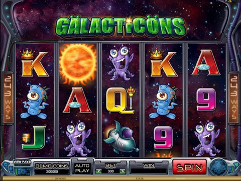 Galacticons Game Preview