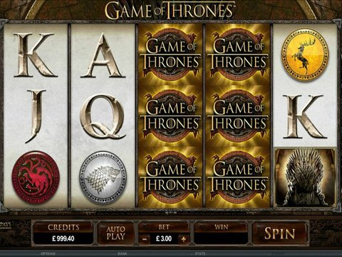 Game of Thrones Game Preview