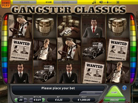 Gangster Classics Game Preview
