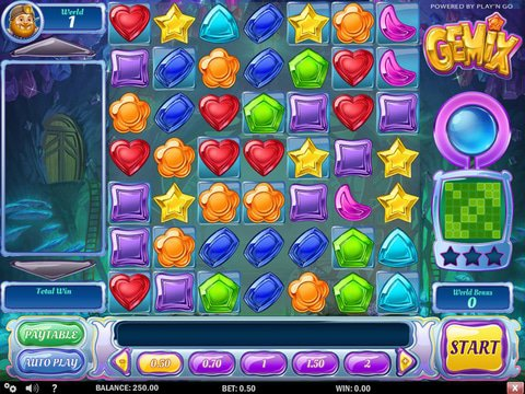 You Can Play Gemix Slots Free On This Page