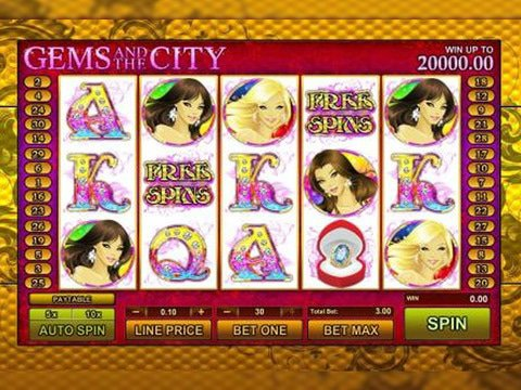 Gems and the City Game Preview