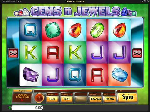 Swap The Gems N Jewels Slots With No Download