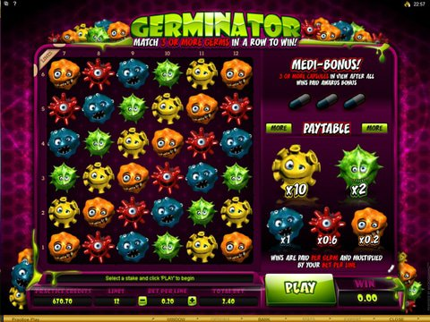 Germinator Game Preview