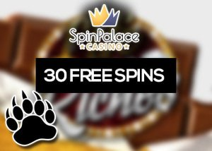 30 Free Spins Spin Palace Casino Life of Riches Slot