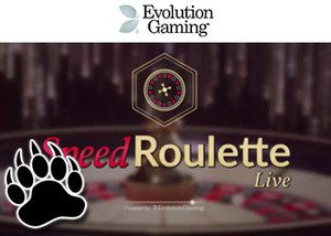 Get Ready for Speed Roulette from Evolution Gaming Casinos
