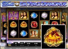 Da Vinci's Diamonds PC Slot
