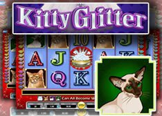 Kitty Glitter iPhone Slot