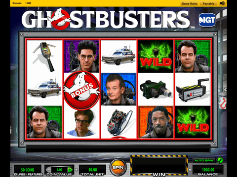 Ghostbusters Game Preview