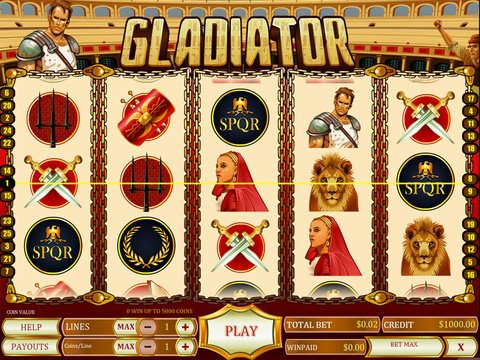 Gladiator Game Preview