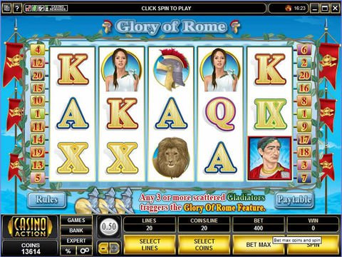 Glory of Rome Game Preview