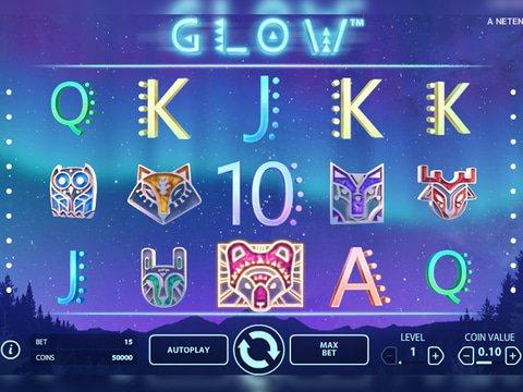 Play No Download Glow Slot Machine Free Here