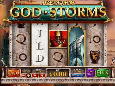 God of Storms Game Preview
