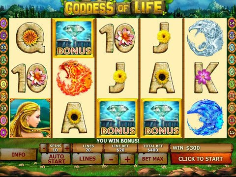 Goddess Of Life Game Preview