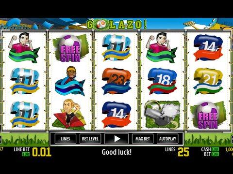 Golazo HD Slot Machine With No Download