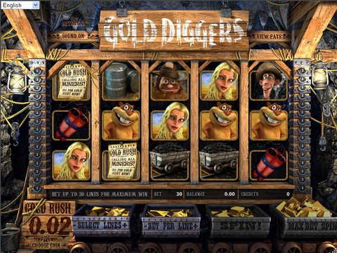 Gold Diggers Game Preview
