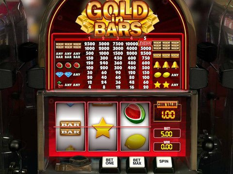Gold in Bars Game Preview
