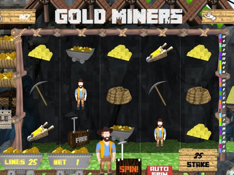 Gold Miners Game Preview