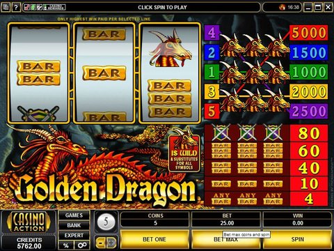 Golden Dragon Game Preview