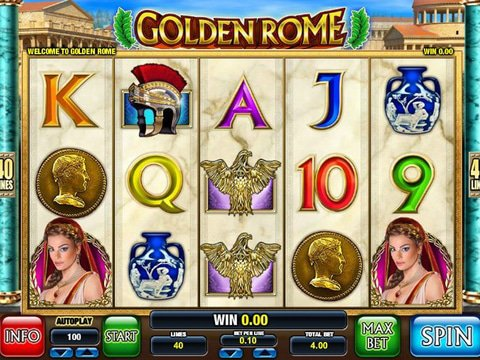 Golden Rome Game Preview