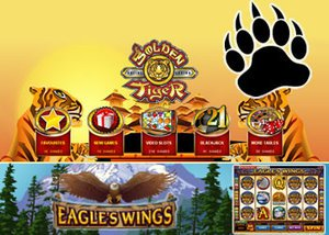 golden tiger eagles wings promo