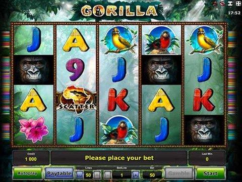 Gorilla Game Preview
