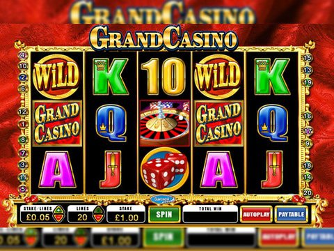 Grand Casino Game Preview