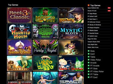 Grand Wild Casino Software Preview