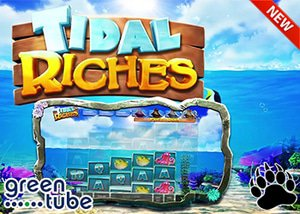 Greentube Casinos New Tidal Riches Slot