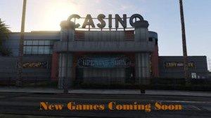 GTA5 Online Update Includes Casinos