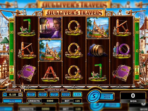 Gullivers Travels Game Preview