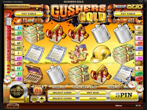 Gushers Gold Game Preview