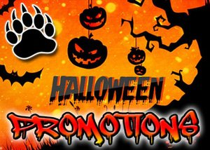 Halloween 2015 Casino Bonuses & Tournaments