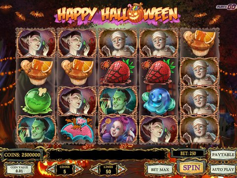 Happy Halloween Game Preview