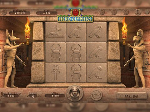 Hero Glyphics Game Preview