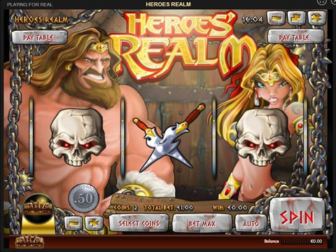 Heroes Realm Game Preview