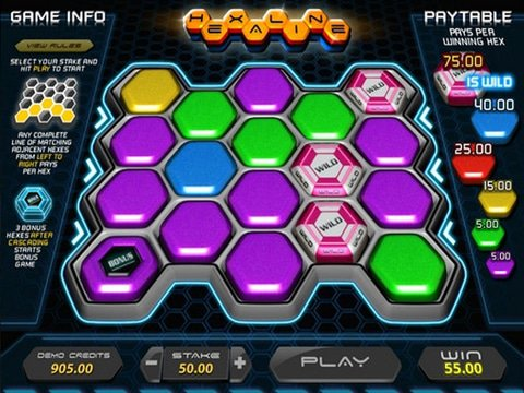 Hexaline Game Preview