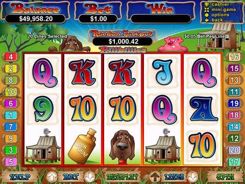 Play Hillbillies Slot Machine Free With No Download