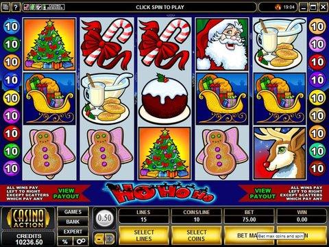 Ho Ho Ho Game Preview