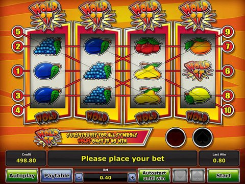 Hold It! Casino Game Preview