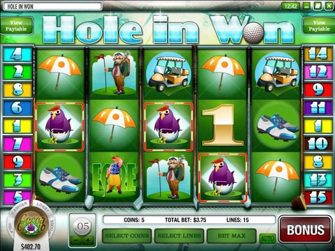 Enjoy the Hole in Won Slots with No Download Here