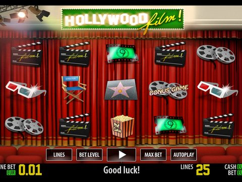 Hollywood Film HD Game Preview