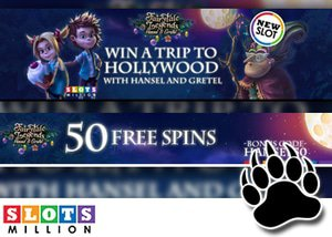slots million hollywood vip experience