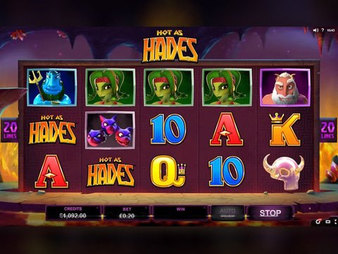 Hot as Hades Game Preview