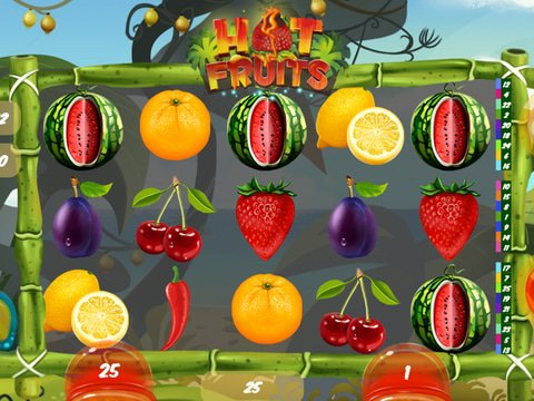 HOT Fruits Game Preview