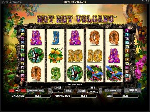 Spiele Hot Volcano - Video Slots Online