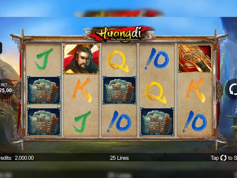Huangdi: The Yellow Emperor Game Preview