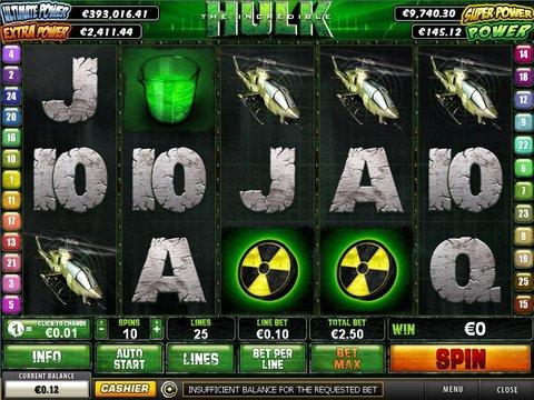 Hulk Game Preview