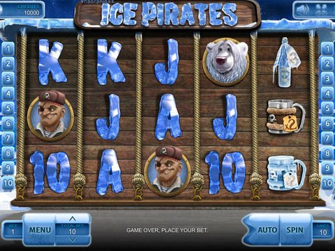 Ice Pirates Game Preview