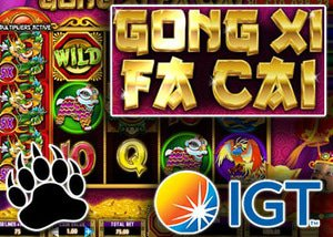 igt casinos new gong xi fa cai slot