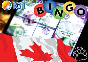 IGT Launches Electronic Bingo in Ontario